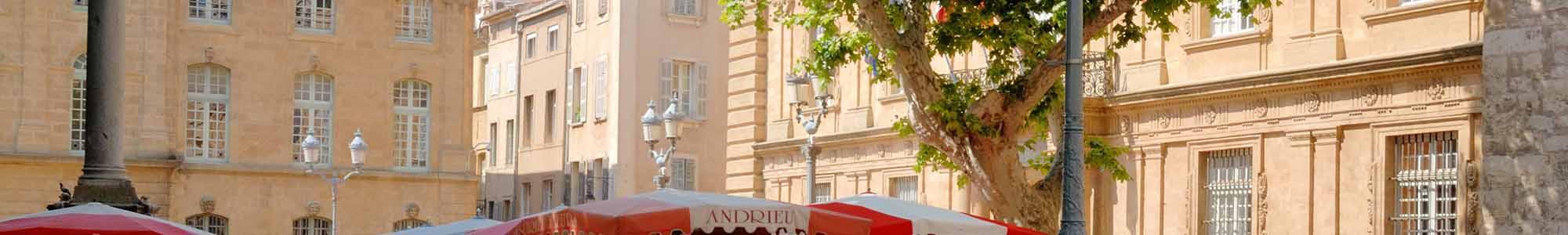 recherche emploi aix en provence