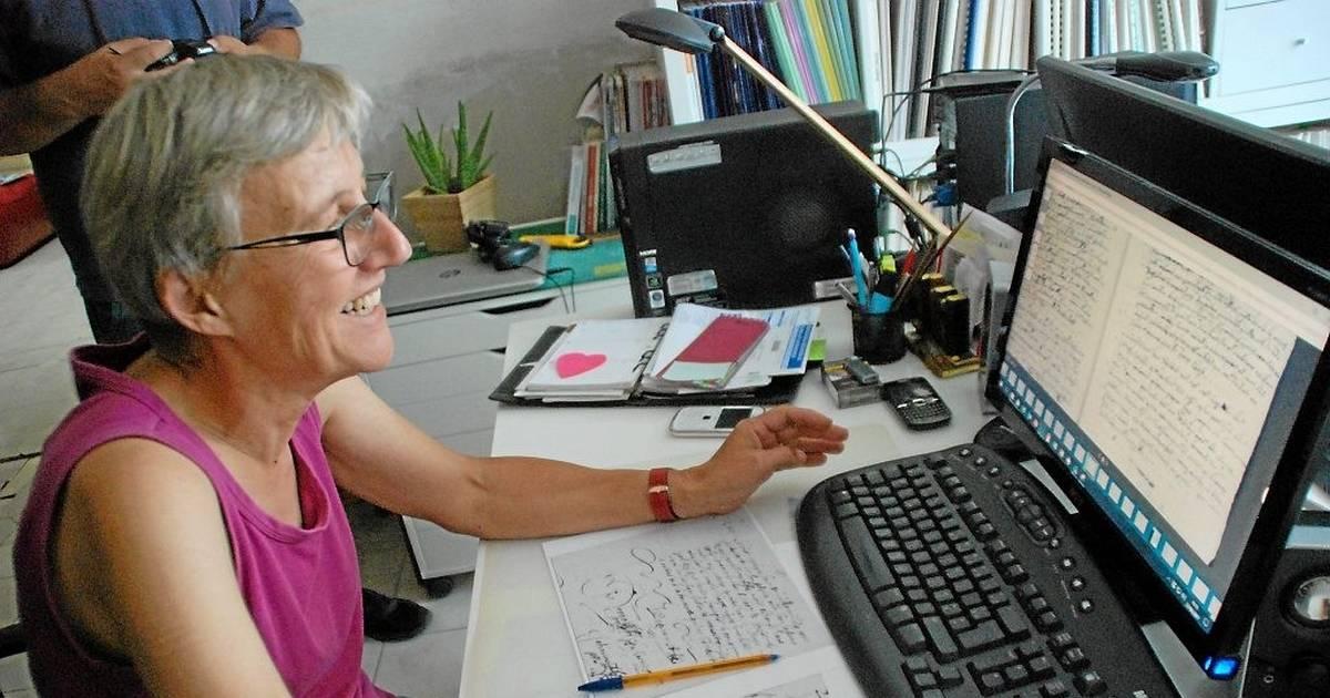 recherche emploi genealogiste