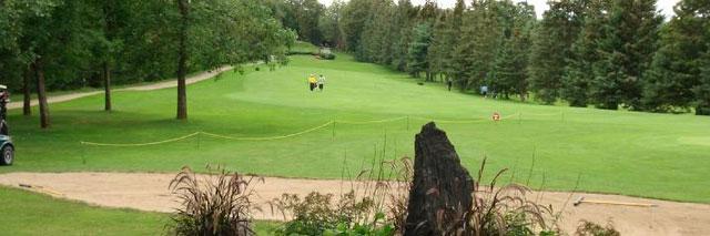 recherche emploi golf