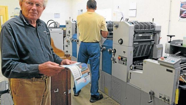 recherche emploi imprimerie