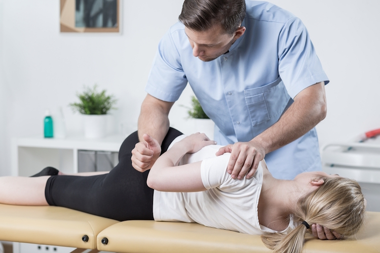 recherche emploi kinesitherapeute belgique