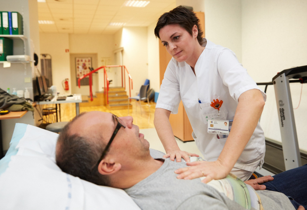 recherche emploi kinesitherapeute