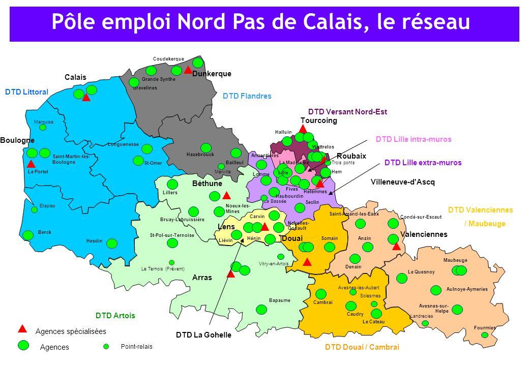 recherche emploi nord pas de calais