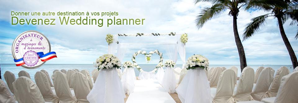 recherche emploi wedding planner