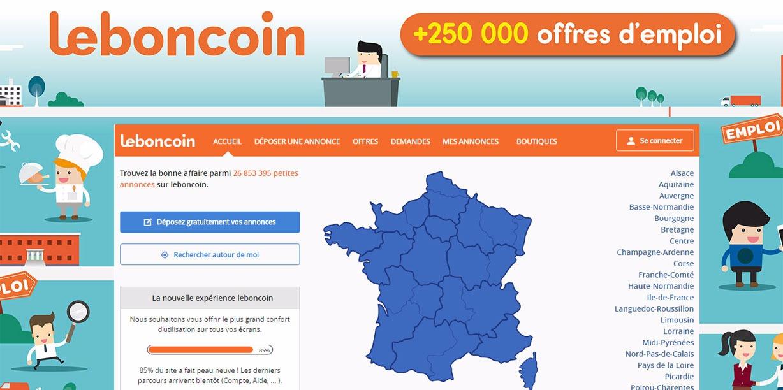 Trouver Un Emploi Le Bon Coin La Recherche Demploi