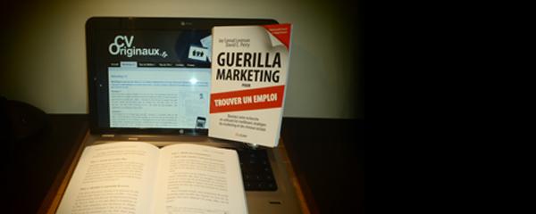 trouver un emploi marketing