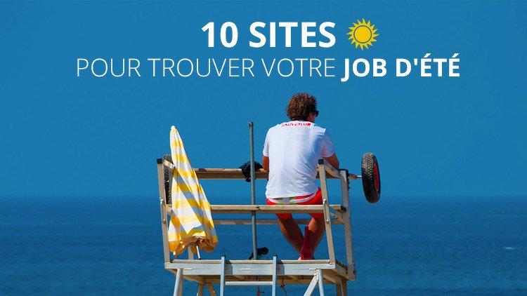 trouver un emploi vacances