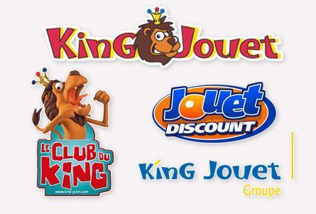 recherche emploi king jouet