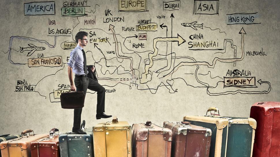 trouver un emploi a l'etranger
