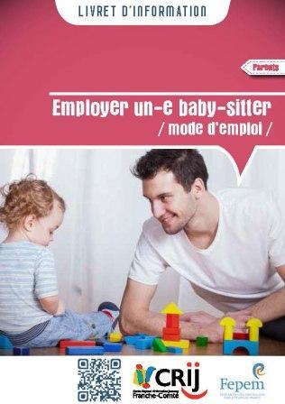 trouver un emploi baby sitter
