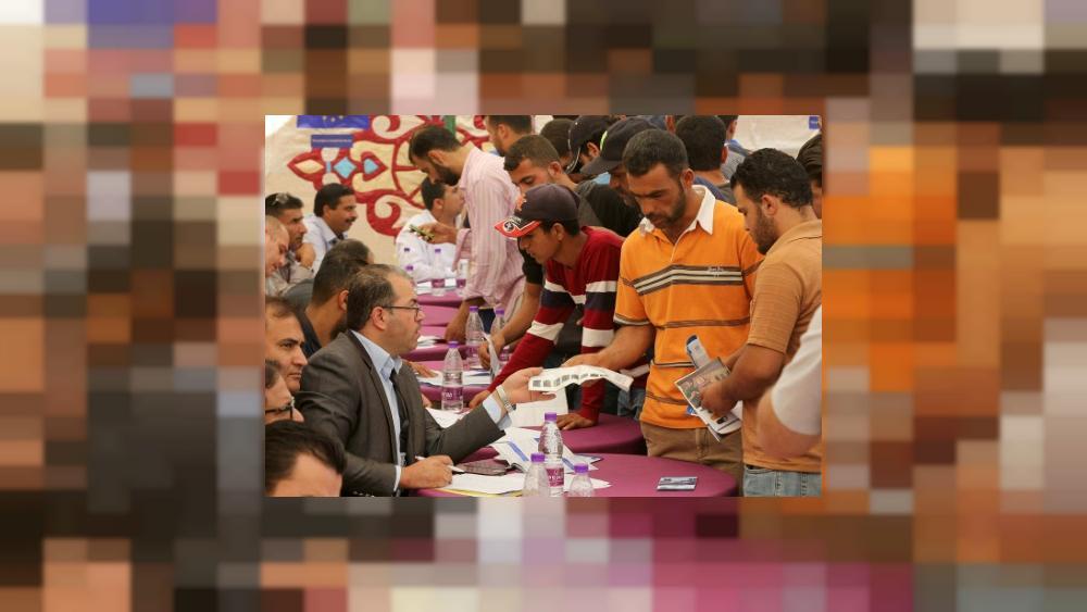 trouver un emploi en jordanie